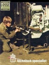 Cover brochure Technisch Specialist, eind jaren '70