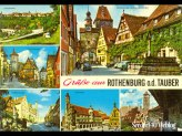 Rothenburg a/d Tauber
