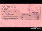 Plaatsbewijs